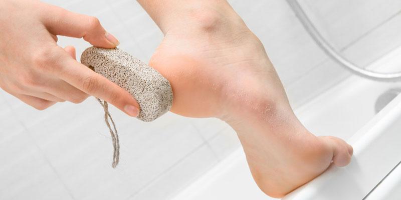 Как избрать пемзу для ног?